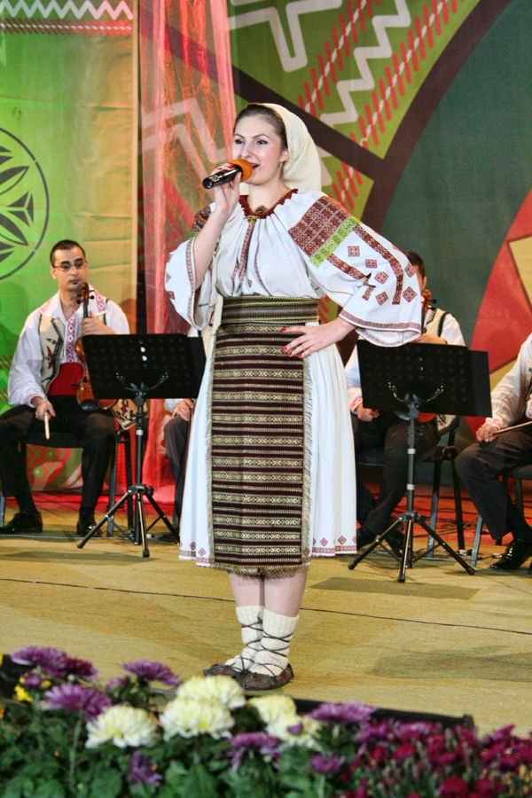 Concurent: Elena Iulia Geanovu - Valcea