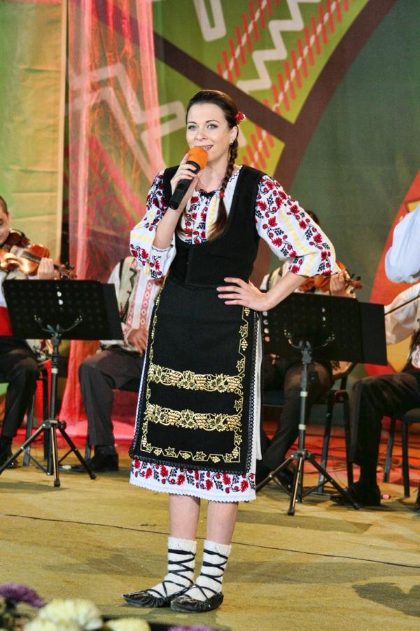 Concurent: Ioana Dirstar - Covasna