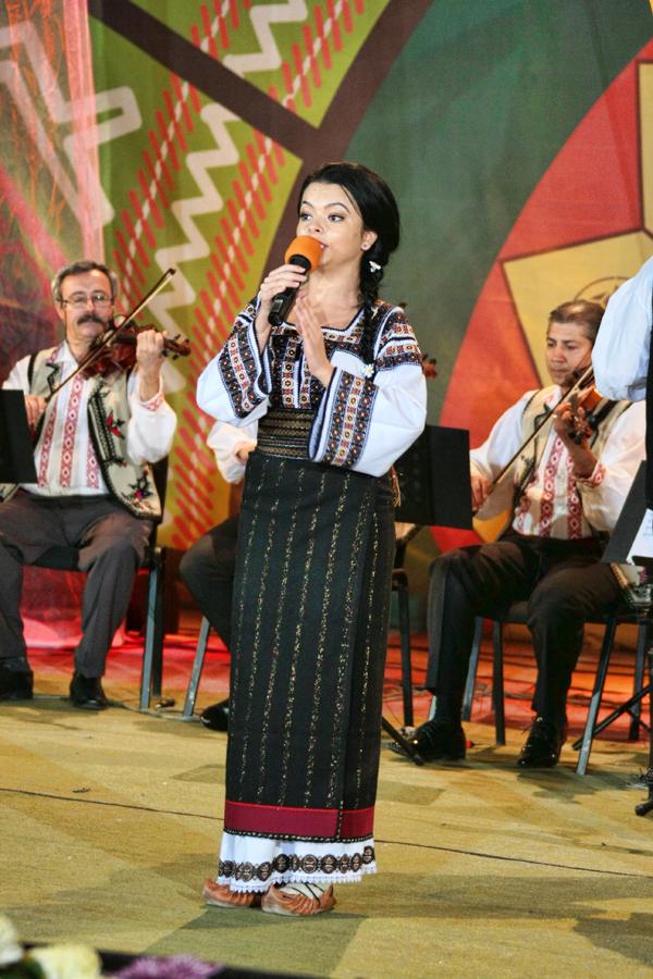Concurent: Georgiana Chrobatiuc - Suceava