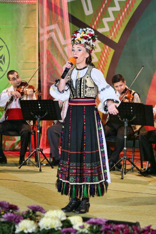 Concurent: Ioana Bogdan - Sibiu