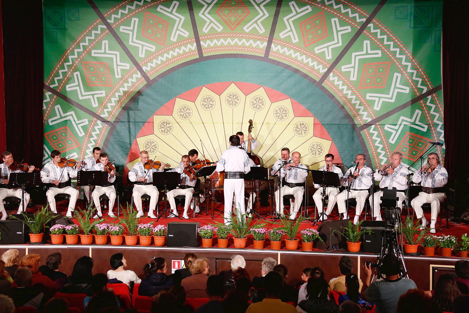 Orchestra ''Rapsozii Botosanilor''