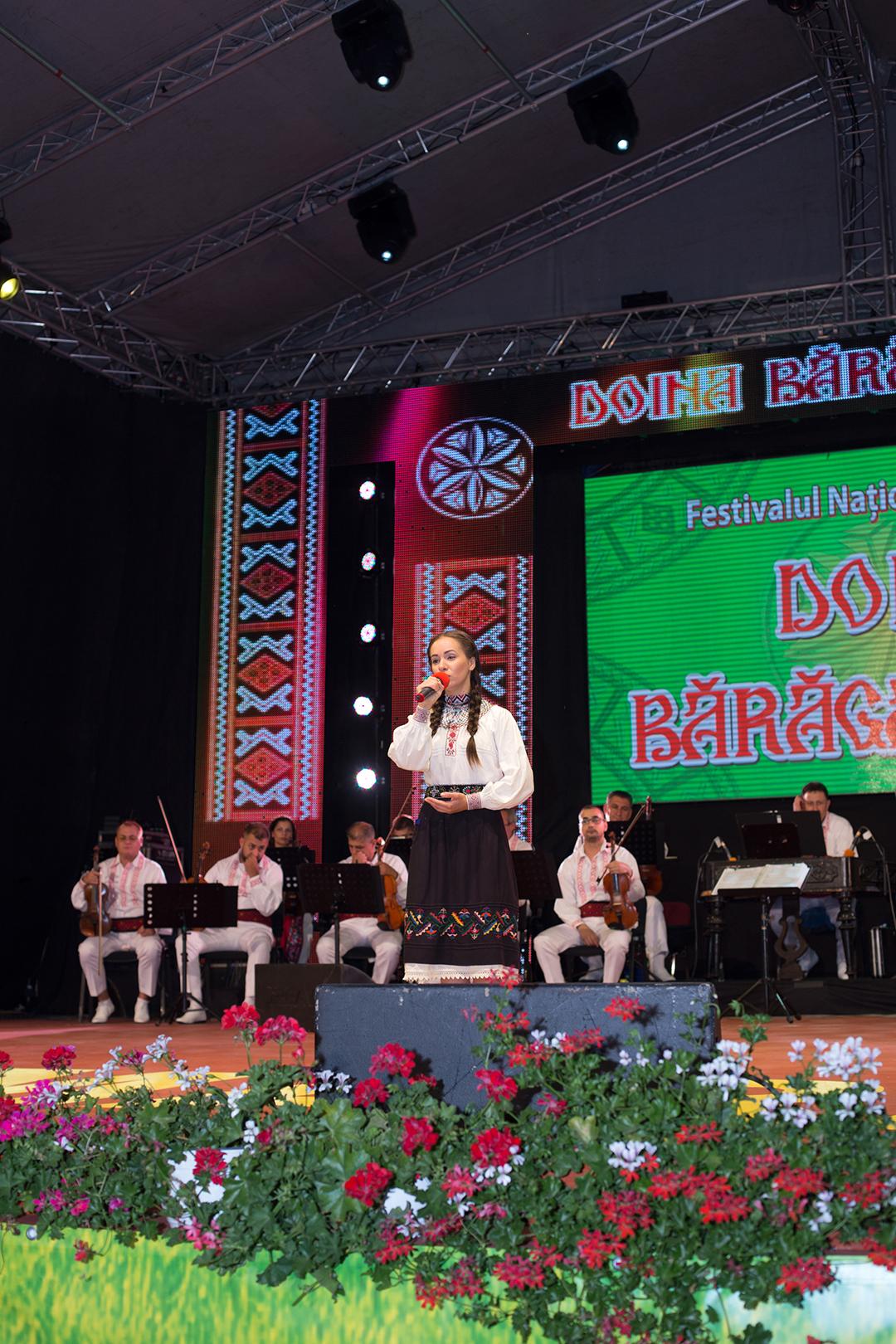 Concurent - ALEXANDRINA MĂMĂLIGĂ - Bozieni, Republica Moldova