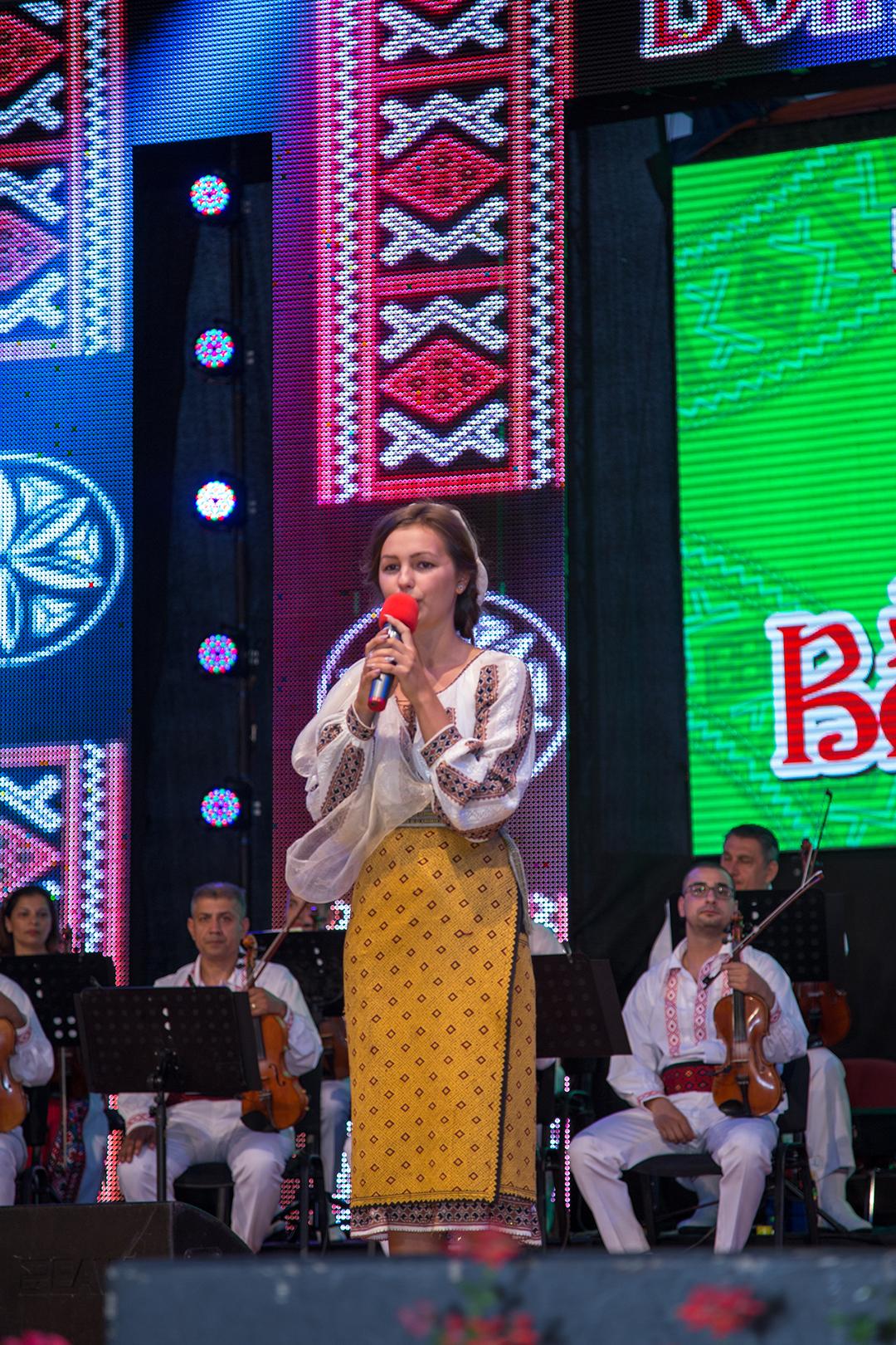 Concurent - ANDREEA ELIZA DERIUȘ - Dâmbovița