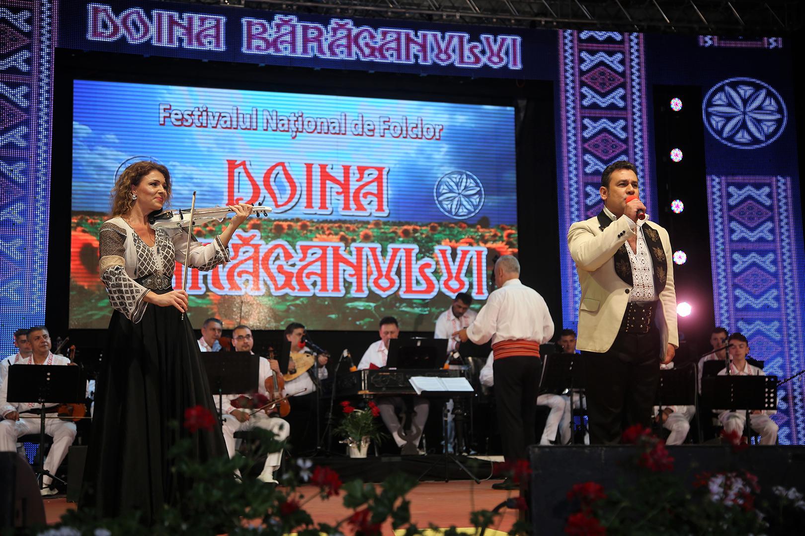 Recital - Doiniţa şi Ionuţ Dolănescu