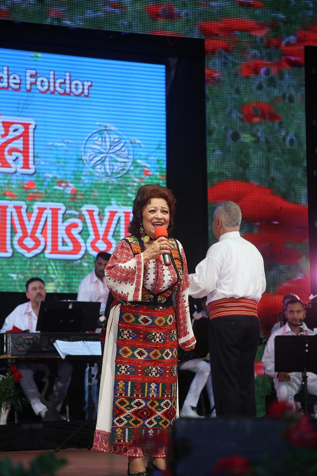 Recital - Maria Ciobanu