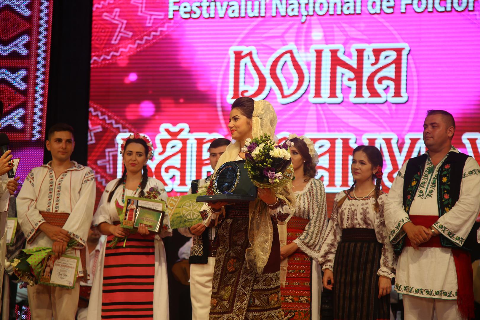 """Trofeul """"Doina Baraganului"""" 2017 - CĂTĂLINA ANTON - Argeș"""